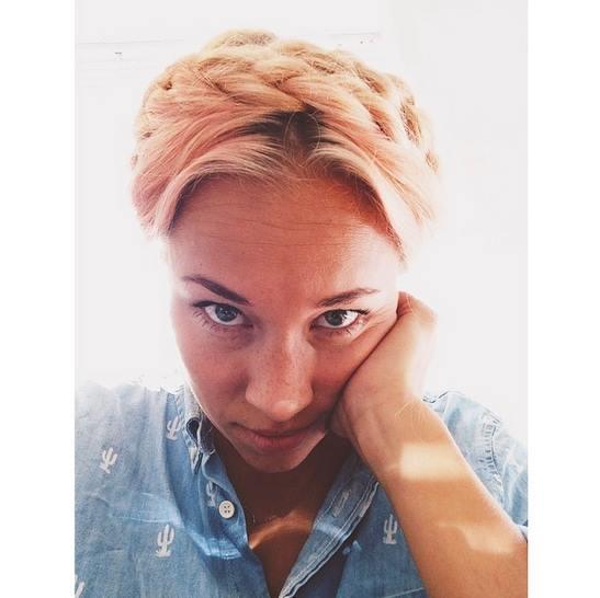 Matblogger Maja Lungoland